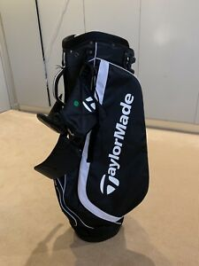*NEW* Taylor Made Pro Stand 3.0 Golf Bag (black/white)