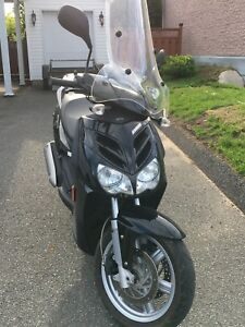 Scooter 300cc