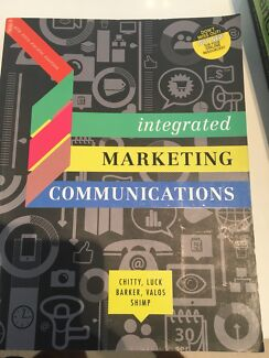 Integrated marketing communications textbooks gumtree australia integrated marketing communications fandeluxe Choice Image