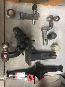 Large Truck Hitch $50 small Hitch $20 Pickering