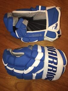 "Warrior Covert 13"" Gloves in mint condition"