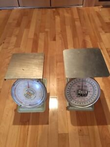 Cooking scales