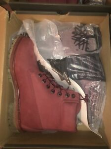 Timberland burgundy taille 8 homme