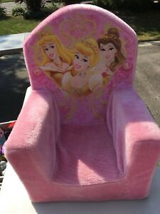Toy Chair- Children's Princess Chair
