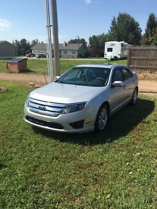 V6 3.5L Low km 164000 2010 Ford Fusion