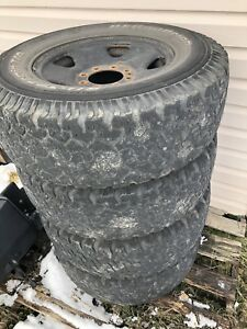 Ford F250 tires + rims