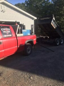 Utility trailer builds and repair work