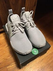 Adidas NMD XR1 Triple Grey Size 8.5 U.S.