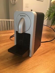Nespresso machine Prodigio (like new)