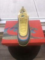DS Nike Airmax 97 Sean Wotherspoon. Sizes 9.5, 10, 10.5 and 12
