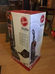 Brand New Hoover WindTunnel Rewind Pet Bagless Vacuum