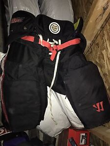 Warrior Hustler MIA senior large hockey pants