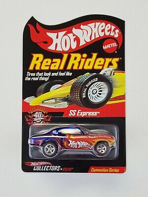 Hot Wheels RLC Real Riders SS Express. 22nd Annual Collectors Convention.