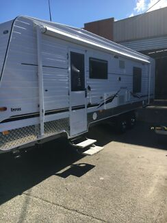 Empire caravan /not jayco scenic regal