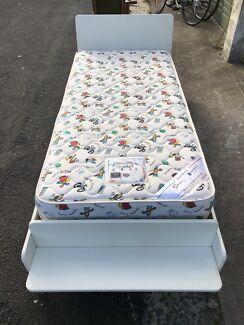 Kids Single Bed (including mattress)