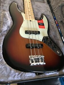 * mint * Fender Jazz Bass Professional 2017