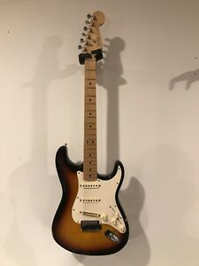 Mexican Stratocaster with upgrades