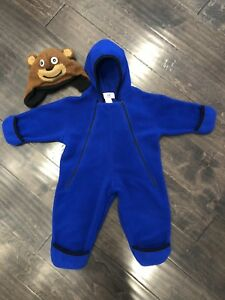 18 Month Fleece Bunting Suit