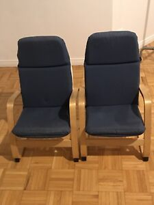 IKEA POANG Armchair for kids