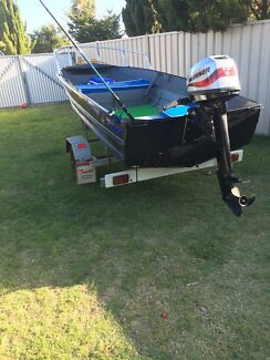 14ft tinny great condition