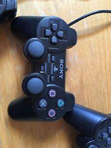 Manettes de PS2