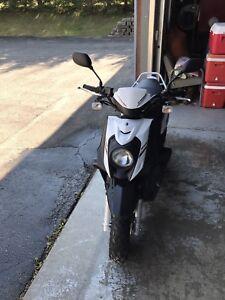 2016 zuma gx 50cc scoter