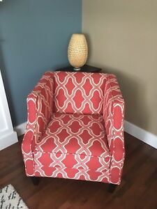 Two brand new accent chairs