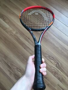 HEAD TEAM SERIES ATTITUDE TENNIS RACQUET