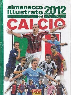 Mn2 - Almanacco Illustrato del Calcio Panini 2012 Nuovo Sigillato