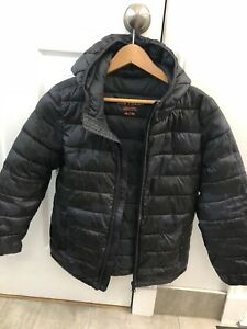 Boys down fall jacket  (medium )