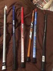 Lacrosse shafts