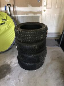 Used Tires Barrie >> Used Tires 225 55 17 Kijiji In Barrie Buy Sell Save With