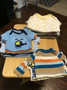 Newborn to 3 mths old clothes