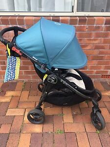 Baby Jogger city versa with extras Cardiff Lake Macquarie Area Preview