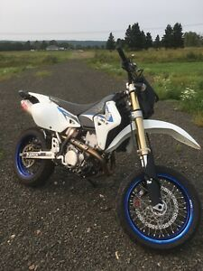 Drz400sm (4600$) if gone this week!
