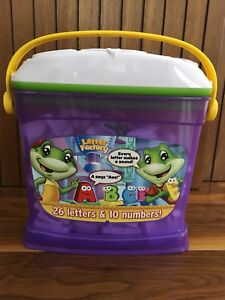 Leap frog letter factory phonics game