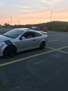 Cobalt ss stage 2 supercharged