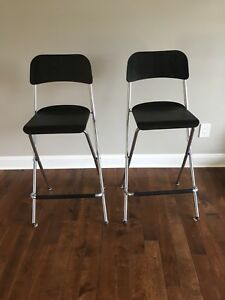 Ikea Franklin Bar Stools