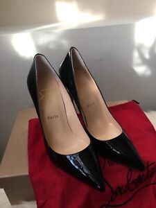 Christian Louboutins Pigalle heels 10 Cm ask your size.