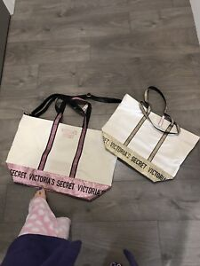 Victoria's Secret overnight and tote bag