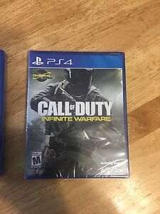 Brand new unopened $50 obo infinite warfare cod