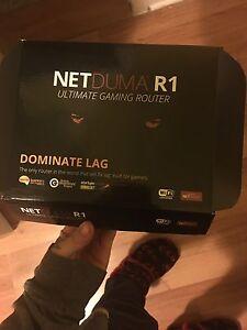 Netduma gaming router