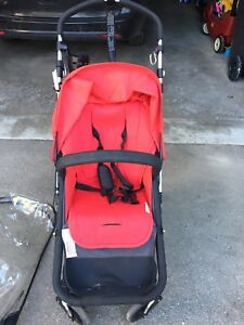 Bugaboo Cameleon Stroller and Accessories!