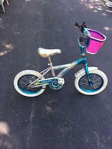 TECH team 14 inch child bike for age 3-6