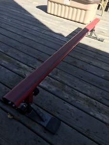 Freshpark scooter, skateboard, bmx, snowboard rail