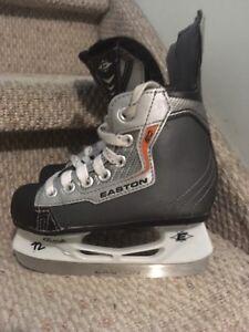 Easton E2 Magnum Child Skates Size 11