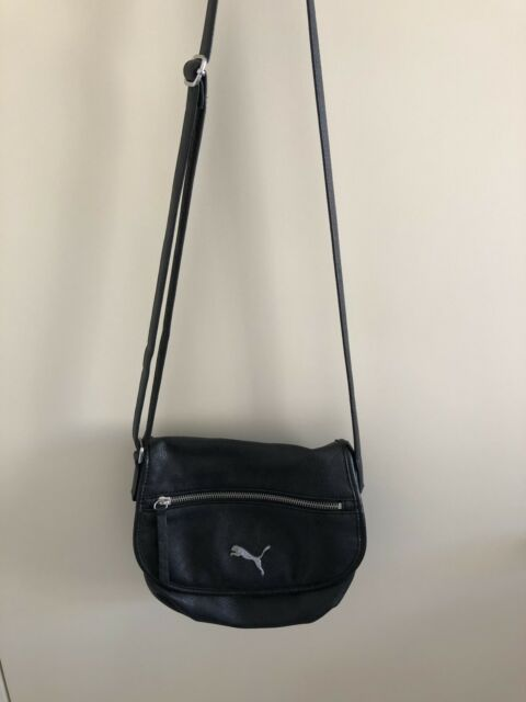 966c3fba7f Black Puma Crossbody Side Bag For Sale | Bags | Gumtree Australia ...