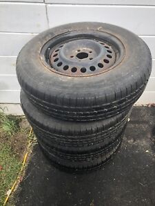 195 75 14 Rims and tires