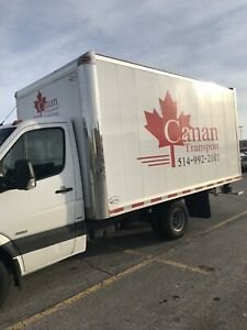Small moving / transportation / delivery