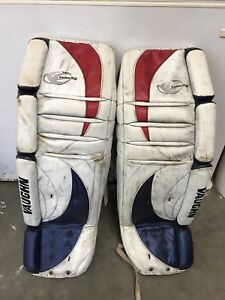 """Goalie pads 34"""" for trade"""